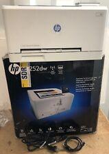 HP M252dw Color LaserJet Pro Wireless auto duplicate Laser Printer B4A22A