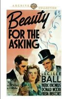 Beauty For The Asking [New DVD] Manufactured On Demand, Full Frame, Amaray Cas
