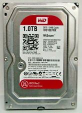 WD Red 1TB NAS Hard Disk Drive - 5400 RPM Class SATA 6 Gb/s 64MB Cache WD10EFRX