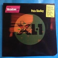Pete Shelley-XL-1-1983 Arista VG++/M- Promo Stamp   UNPLAYED-   SYNTH-POP