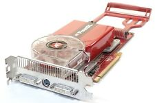 ATI FireGL V7200 256MB PCI Express Graphics Card Dual DVI-I S-Video Dell 0UH651