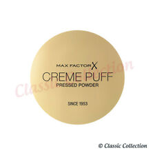 Max Factor Creme Puff Pressed Compact Powder 05 Translucent - 21g *NEW & SEALED*
