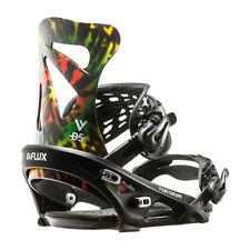 Flux PR2019 Mens Snowboard BindingsBlack