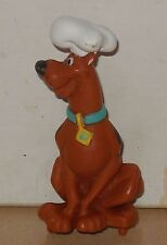 Scooby Doo PVC Figure VHTF Rare as Chef Cake Topper