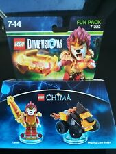 Lego Dimensions Chima 71222 - LAVAL Neuf