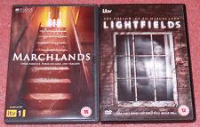 ITV,Ghost Story Marchlands & Lightfields (Sequel)  DVD (Jodie Whittaker)
