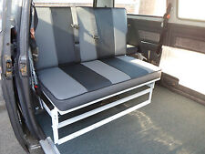 NEW Biddick NLBD7 3/4 Width Campervan Bed Seat for VW T25 (PopTopRoofs)