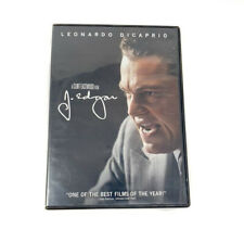 J Edgar DVD Pre-owned