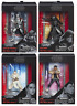 Star Wars Titanium Series 40th Anniversary Wave 2 Set of Four Action Figure