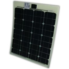 Flexibles Solarmodul 50Watt 12Volt Mono Flex 50Watt Solarpanel MONOKRISTALLIN