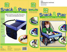NEW Award Winning Snack & Play Travel Tray STAR KIDS Lead Free Crash Tested