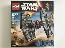 LEGO Star Wars 75101 First Order Special Forces TIE Fighter - New Sealed