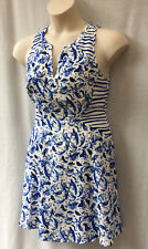 Portmans Size 12 Dress NEW Short Blue Work Summer Casual Party Dinner Holiday