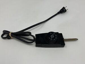 West Bend Control Part E84820-78TT0010 Electric Skillet Heat Power Cord WB #9