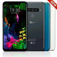 "LG G8s ThinQ (128GB, 6GB) 6.21"" Snapdragon 855 4G LTE GSM Unlocked G810"