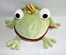 Ikea Frosch Minnen Groda - Froschkönig Geheimfach Kuscheltier Plüsch Stofftier