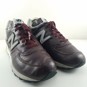 New Balance 576 Red Sneakers for Men for Sale   Authenticity ...