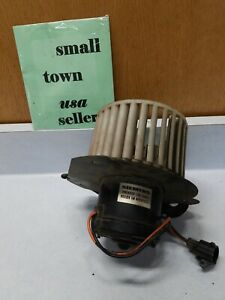 HVAC Blower Motor Front /SIEMENS PM240BC fits ford