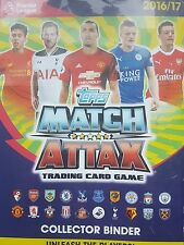 Match Attax 2016-17 Buy any 20 for 99p