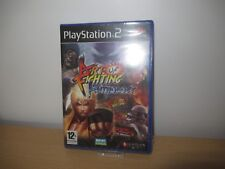 Art Of Fighting Antologia Sony Playstation 2 ps2 Nuovo Sigillato Pal Versione