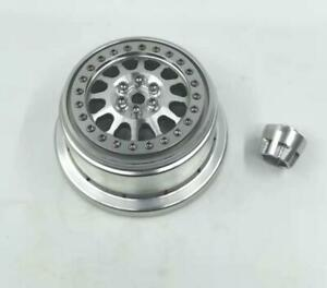 VITAVON CNC alu bead lock wheel for Losi Baja Rey1:10 LaerNut sells 5pcs silver