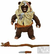 Star Wars: The Legacy Collection 2009 PAPLOO (EWOK WARRIOR) (BD18) - Loose