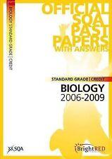Biology Credit (Standard Grade) SQA Past Papers: 2009 by SQA (Paperback, 2009)