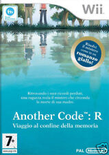 Videogame Another Code - R - Viaggio al Centro della Me