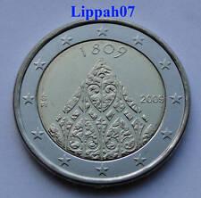 Finland speciale 2 euro 2009 Autonomie UNC