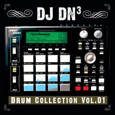 DJ DN3 Drum Collection Vol.01 | USB Flash Drive