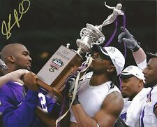 JaMarcus Russell Signed LSU Tigers 8x10 Photo Picture 2007 Sugar Bowl Champions