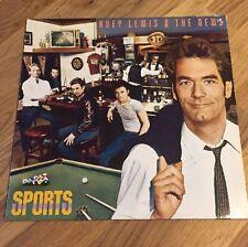 "Huey Lewis and the News - Sports 12"" LP (Vinyl aus Sammlung)"
