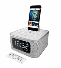 Majority Docking Station Speaker Dock for iPod iPhone 5 5S 5C 6 6s 6+ 7 8 iPad