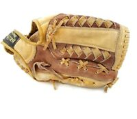 Diamond Master 2 Tone Leather Baseball Glove s373cx RHT
