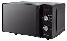 6fbba2e50bbc Russell Hobbs Grade A+ RHFM2001B-TS 19 Litre Black Flatbed Digital Microwave