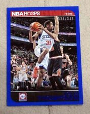 2014-15 NBA Hoops Basketball HOLLIS THOMPSON #199 Blue Serial # /349 76ers