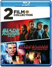 Blade Runner: The Final Cut / Blade Runner 2049 [New Blu-ray] 2 Pack