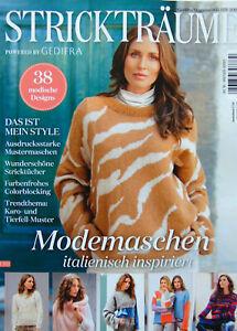 GEDIFRA - STRICKTRÄUME - Magazin Nr. 5 - Herbst / Winter - Strickanleitung -