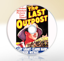 The Last Outpost (1935) DVD Classic War Adventure Movie / Film Cary Grant