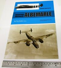 Warpaint Series No.115 - Armstrong Whitworth Albemarle             New      Book