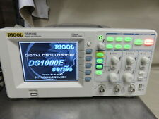 Rigol DS1102e ds1000e series 100 mhz oscilloscope barely used test scope