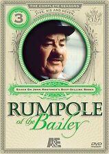 Rumpole of the Bailey - Set 3 (DVD, 2005, 6-Disc Set)