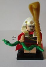 Légo 71017 Minifig Figurine Série Batman Movie King Tut Socle