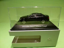 NOREV  1:43 MERCEDES C    COUPE  - GOOD CONDITION IN BOX - DEALER EDITION.