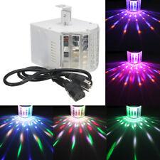DJ Lights Sound Music Activated 18W RGB LED Strobe Effect Stage Light