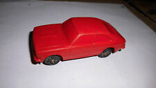 voiture rouge style tomte laerdal, made in germany