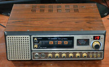"""Teaberry """"T"""" Command CB Radio Base Station T with Clock"""