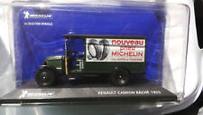 RENAULT CAMION BACHE MICHELIN COLLECTION OFFICIELLE DIECAST TRUCK 1925 1/43