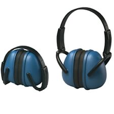 Blue Ear Muffs Hearing Protection Folding Amp Adjustable Workhuntingshooting