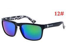 Fashion QuikSilver Vintage Retro Men Women Outdoor Sunglasses Eyewear 730#12